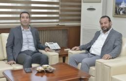 Rektör Akgül'e İade-İ Ziyaret