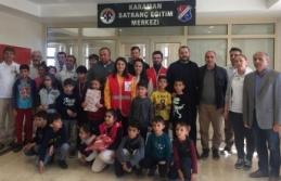 Kızılay Haftası Satranç Turnuvası Sonuçlandı