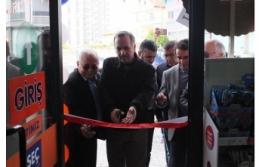 Seç Market Seven Şubesi Dualarla Açıldı