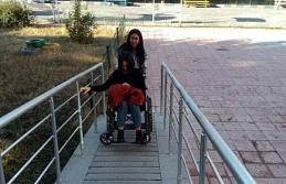 Karaman'da Gençler Engelli Kardeşlerini Unutmadı