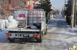 Karaman'da Kuvvetli Buzlanma ve Don Hadisesi Bekleniyor !