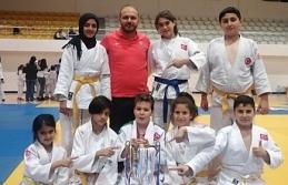 Minik Judocular Karaman'ın Gururu Oldu