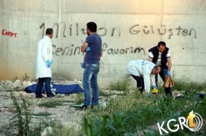 Karaman'da Üst Geçit Altında Kadın Cesedi Bulundu