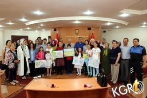 Kent Konseyi, Çevreci Öğrencileri Ödüllendirdi