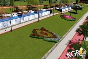 Seyir Terasları Karaman'ın Gözdesi Olacak