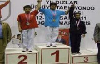 Avrupa Sampiyonasi'na Karaman'dan Bir Sporcu Daha