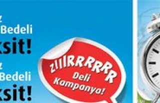 """Karamangaz'dan Yilin """"Tek"""" Kampanyasi!"""