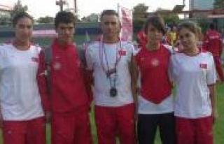 Atletizmde Türkiye Sampiyonu Ramazan Sönmez Oldu