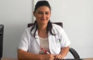 Kadin Hastaliklari Uzmani Kiray Mümine Hatun Hastanesi'nde...