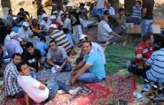 Çukurbag Köyü Geleneksel Kültür Söleni Yapildi