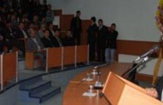 Lütfi Elvan: Karaman'in Sorunlarina Hakimiz