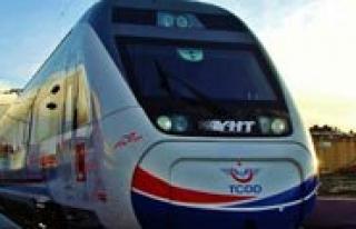 Ankara-Konya Arasi Hizli Tren Seferleri 23 Agustos`ta...