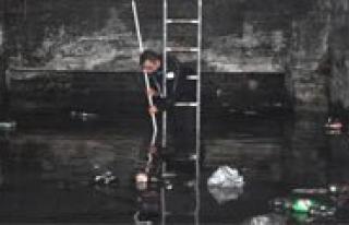Kömür Yikama Havuzunda Ölü Bulundu