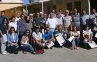 Canli Kirsal Turizm Merkezi Taskale'deydi