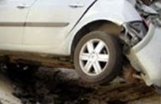 Otomobil takla atti. Sürücü hayatini kaybetti