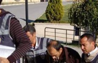 Arkadasinin Kimligi Ile Kredi Çeken Sahis Tutuklandi