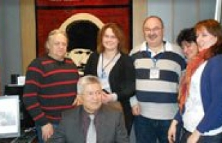 Avrupali Konuklar Taskale'yi Begendi
