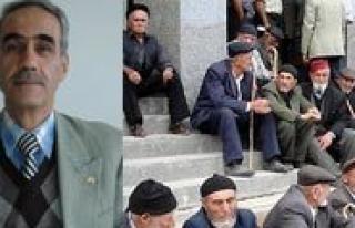 "Emekliler Dernegi Baskani Yilmaz:""Intibak Yasasinin..."