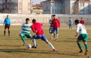Konyaspor A-2 Takimi Hazirlik Maçini 4-2 Kazandi