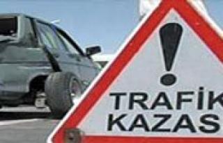 Karaman'da 15 Günlük Bebek Trafik Kazasinda Hayatini...