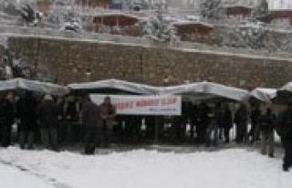 Sariveliler Belediyesi'nden Vatandasa Asure Ikrami