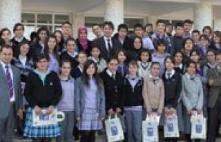 Kardes Okullar Bir Araya Geliyor