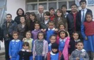 Kardes Okul Ziyaretleri Hiz Kesmeden Devam Ediyor