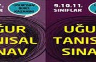 Ugur Dershaneleri Türkiye`nin En Büyük Sinavini...