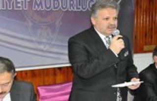Karaman`da 2011`deki Kamu Yatirimlari Degerlendirildi