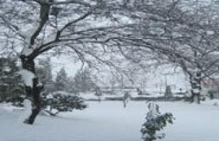 Meteorolojiden Kar Yagisi Uyarisi