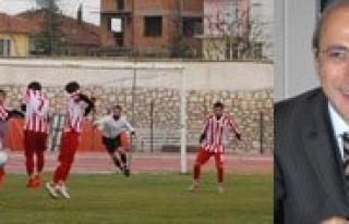Karaman'a 2011 Yilinda Spor Yatirimlari Için 1...