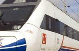Ankara-Konya-Ankara Yüksek Hizli Trenleri Saat Ve...