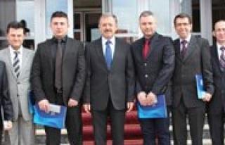 KMÜ'de Uluslararasi Yayin Sayisi 2011'de Üç...