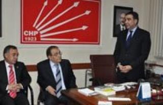 """CHP Genel Baskan Yardimcisi Toprak: """"4+4+4 Yasasi..."""