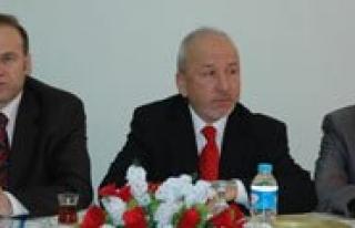 """Milletvekili Akgün: """"Karaman'a Bölgesel Kargo..."""