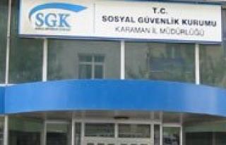 """SGK Il Müdürü Yilmaz: """"Meslek Hastaligi Bildirim..."""