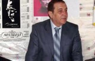 CHP Ilçe Baskanligina Muharrem Can Seçildi
