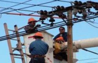 Iki Gün Kismi Elektrik Kesintisi