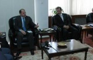 Karaman'da Konusan Saglik Bakani Akdag: `Vatandaslar...