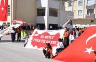 Karaman'da 23 Nisan Coskusu