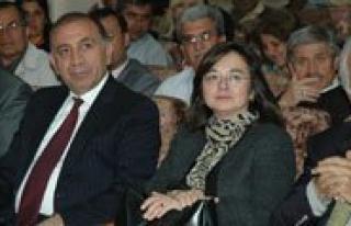 CHP Genel Baskan Yardimcisi Gürsel Tekin Karaman'daydi