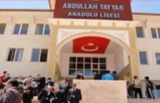 Abdullah Tayyar Anadolu Lisesi'nin Bahar Senlikleri...