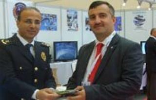 Il Emniyet Müdürlügü'nün Ankara'daki Standi...