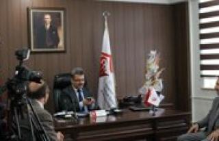 Karaman Lisesi TRT Haber'e Konuk Oluyor