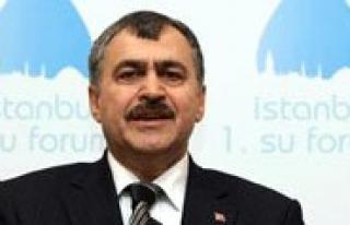 Orman ve Su Isleri Bakani Eroglu Karaman'a Geliyor
