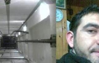 Asansör Bosluguna Düsen Isçi Hayatini Kaybetti