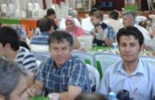 Il Milli Egitim Müdürlügünde Iftar Gelenegi Devam...