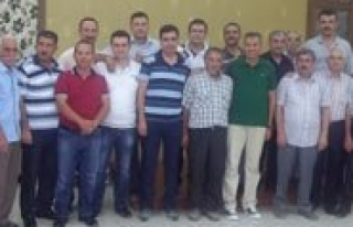 Kadastro Müdürü Mustafa Tok'un Tayini Çikti