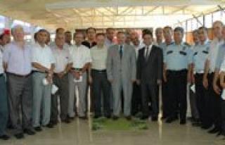Fahri Trafik Müfettislerine Kimlikleri Törenle Verildi