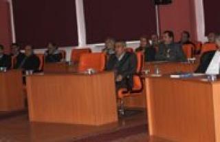 Belediye Meclisi'nde Tatil Bitti